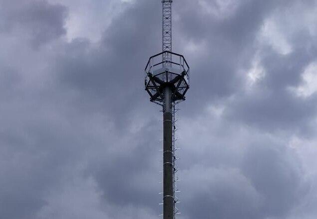 Антенно-фидерные устройства на государственной границе Украины - фото 7