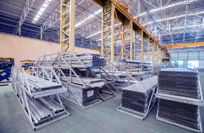 Изготовление металлоконструкций, металлоконструкции на заказ в Киеве и Украине