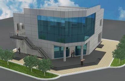 Проектирование офисов и офисных зданий, выгодная стоимость проектирования офисного здания