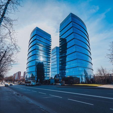Строительство бизнес-центров и офисных зданий под ключ, выгодная стоимость строительства офиса
