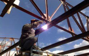 Изготовление сварных металлоконструкций
